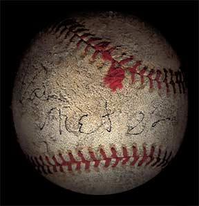 Beefheart baseball