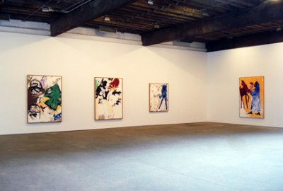Anton Kern Gallery, NY