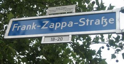 Zappa Strasse