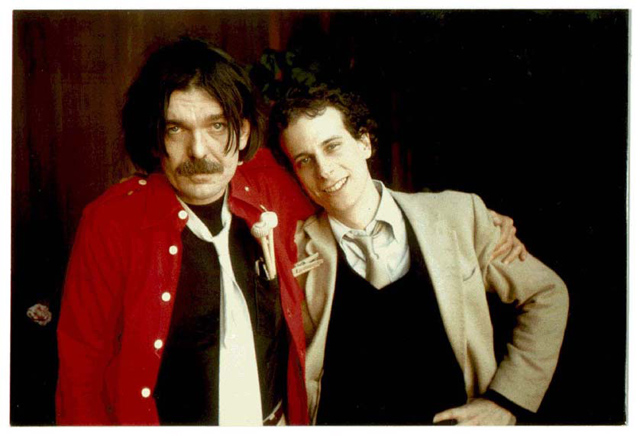 Don Van Vliet and Gary Lucas