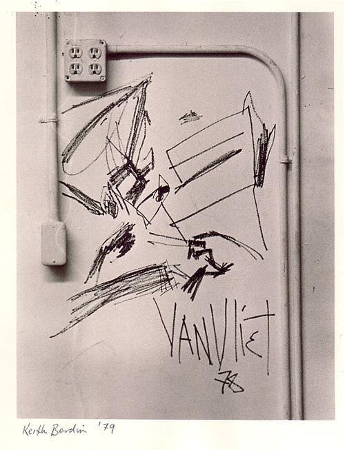 Armadillo 78 grafitti