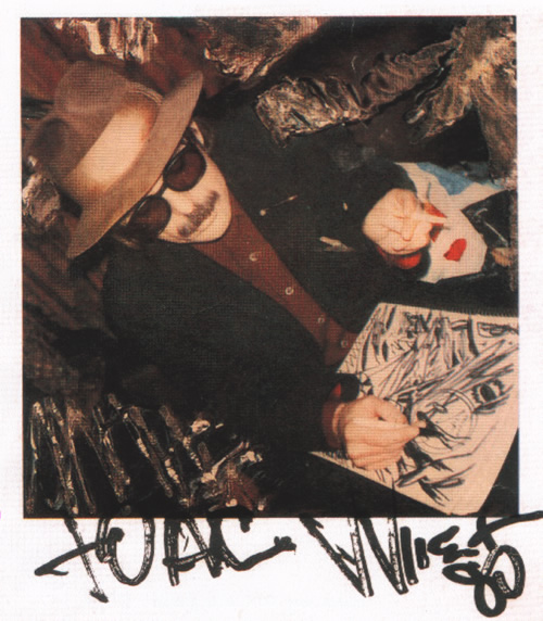Don with sketch OOR (1980)