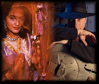 Gary Lucas and Najma Akhtar