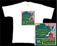 Knebworth 75 memorabilia