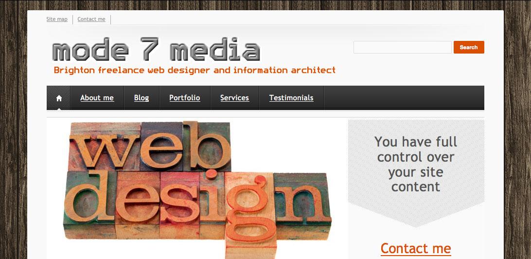 Mode 7 Media Ltd