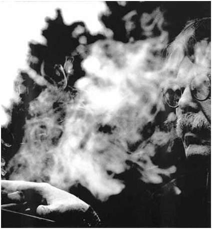 Anton Corbijn portrait of Don Van Vliet