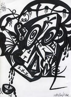 Victor Hayden artwork