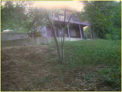 Still of the Trout House from The Artist Formerly Known As Captain Beefheart