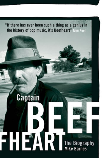 Captain Beefheart by Mike Barnes, second edition