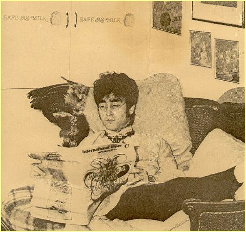 a bibliography of john lennon So why bother inviting philip norman's new 851-page biography of john lennon  into your life even if the book is good, you'll just get swept up.