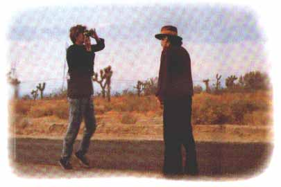 Anton Corbijn taking Don's photo