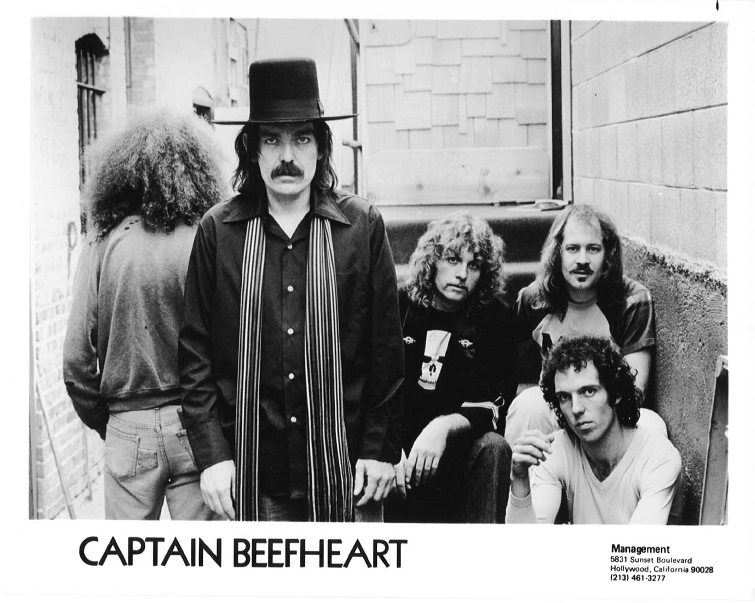Captain Beefheart Magic Band Ice Cream For Crow