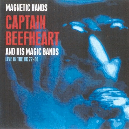 Magnetic Hands cover