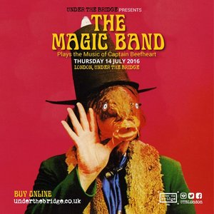 2016 - Magic Band - UTB poster