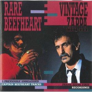 Rare Beefheart Vintage Zappa cover