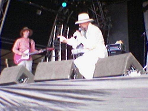 Magic Band live at Glastonbury 2004