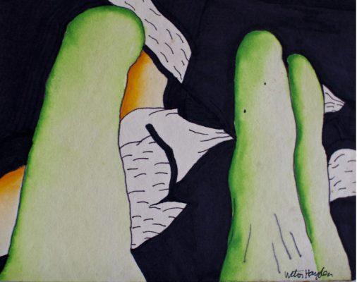 Victor Hayden - 2011 Gallery sale - 02