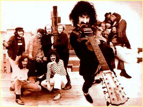 Mystery Disc By Frank Zappa Discography Captain