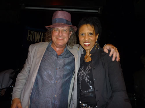 Gary Lucas and Nona Hendryx