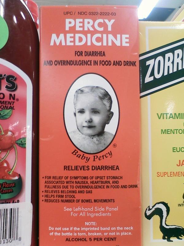 Percy Medicine