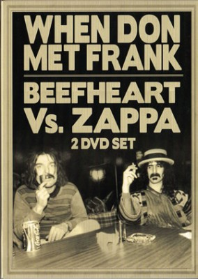 dvd - when don met frank