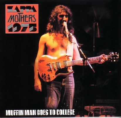muffin man goes to college 1975 - front